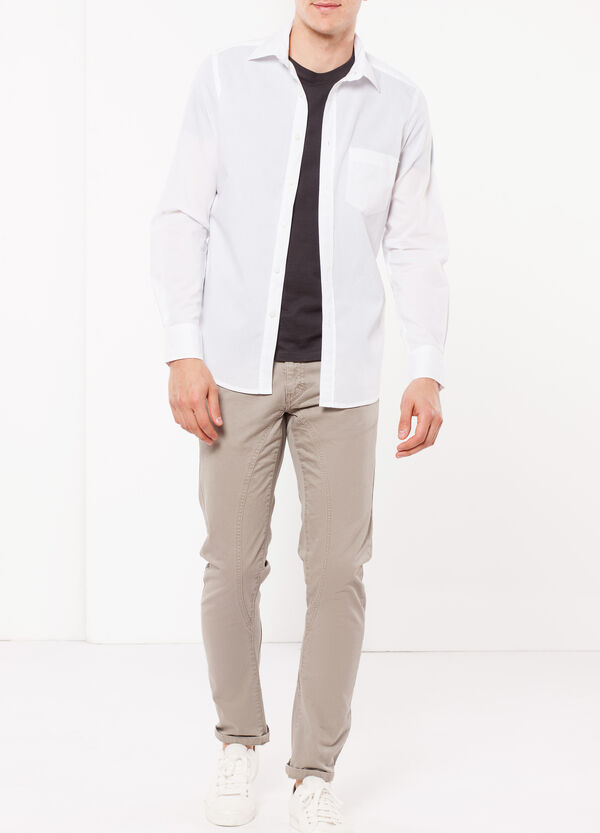 Slim fit shirt | OVS