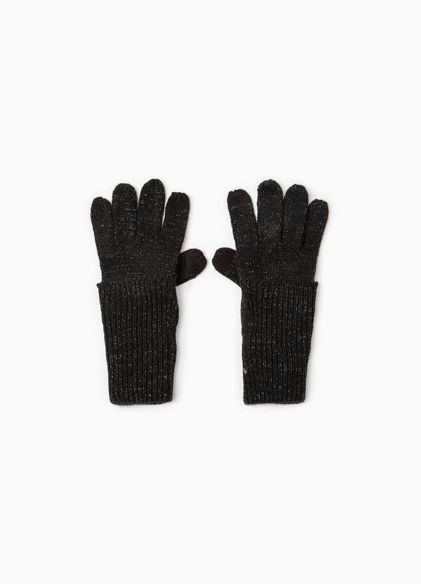 Long knit gloves   OVS