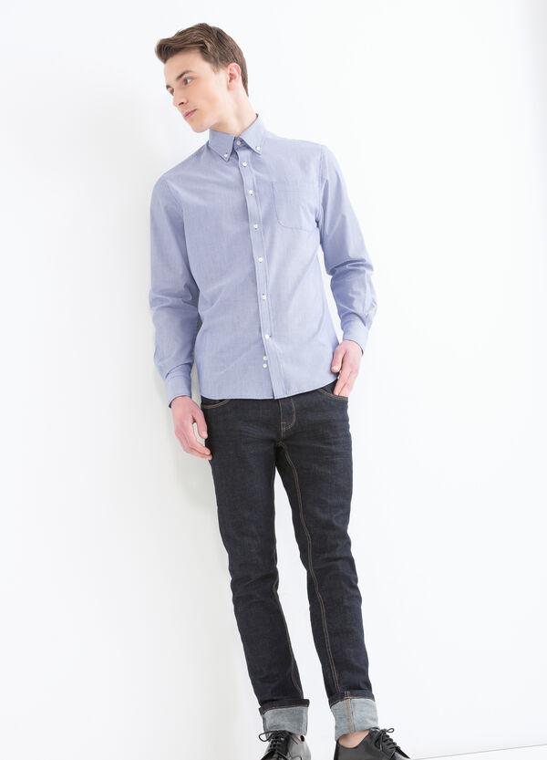 Camicia rigata regular fit | OVS