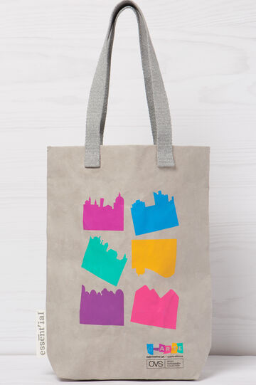 Essent'ial shopping bag for Kids Creative Lab