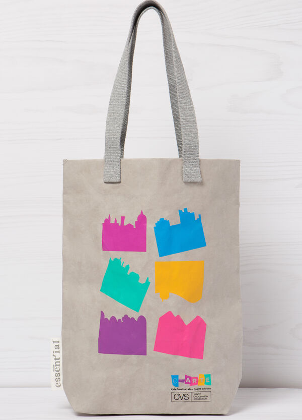 Essent'ial shopping bag for Kids Creative Lab | OVS