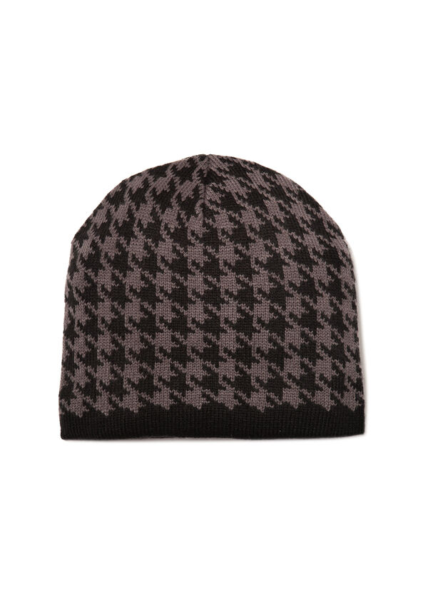 Hounds' tooth hat | OVS