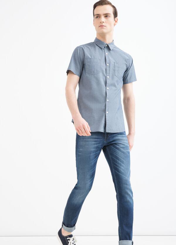 Camicia cotone con fantasia G&H | OVS