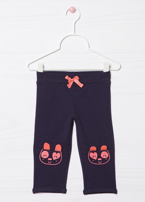 Pantaloni tuta stretch con coulisse   OVS