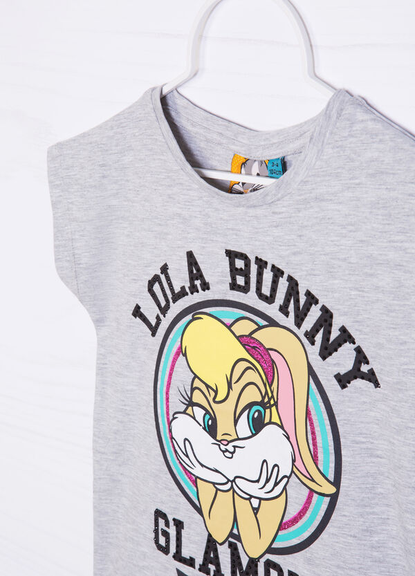 Lola Bunny stretch cotton T-shirt | OVS
