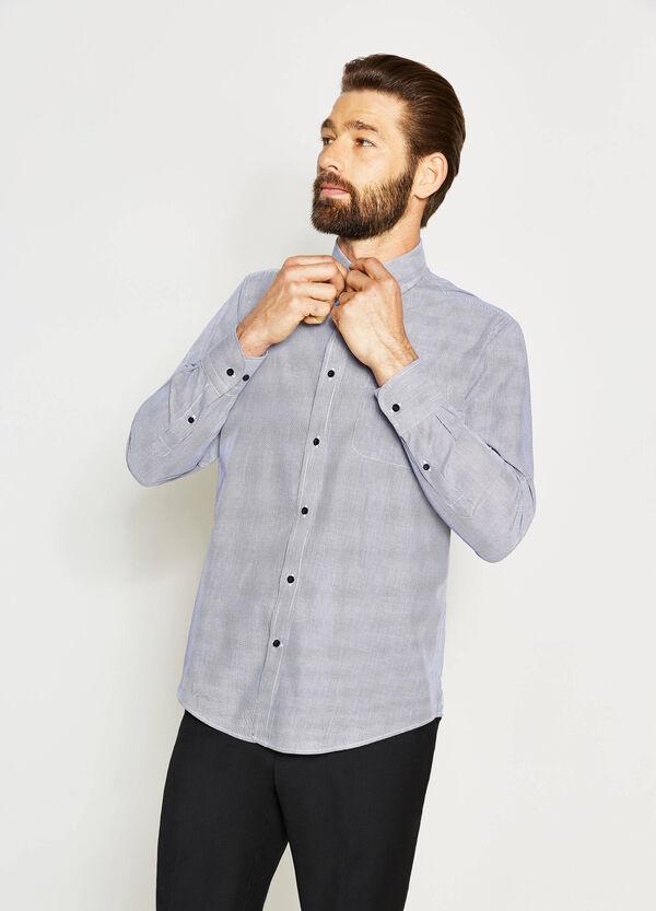 Camisa formal regular fit de rayas | OVS