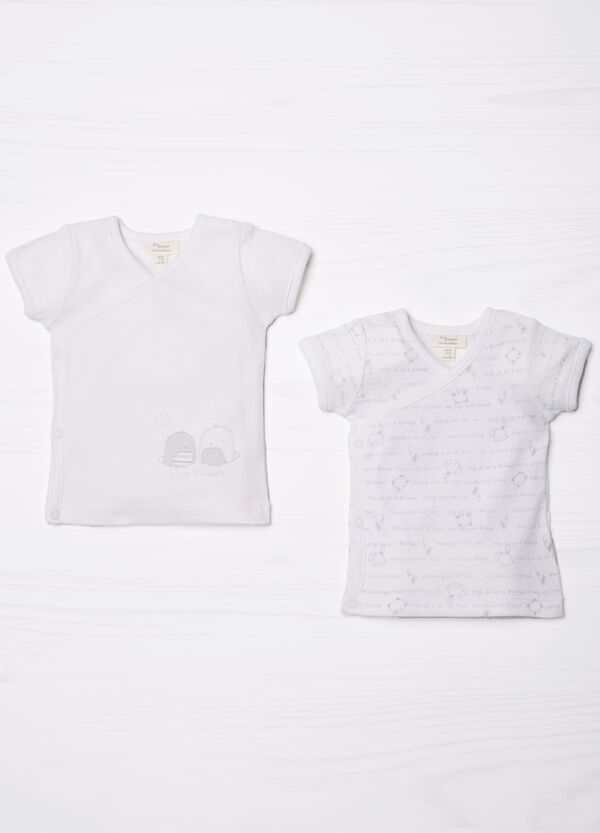 Set due t-shirt in puro cotone | OVS