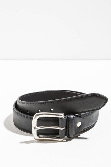Cintura con fibbia stondata
