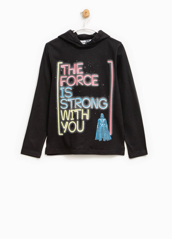 Star Wars T-shirt with hood | OVS