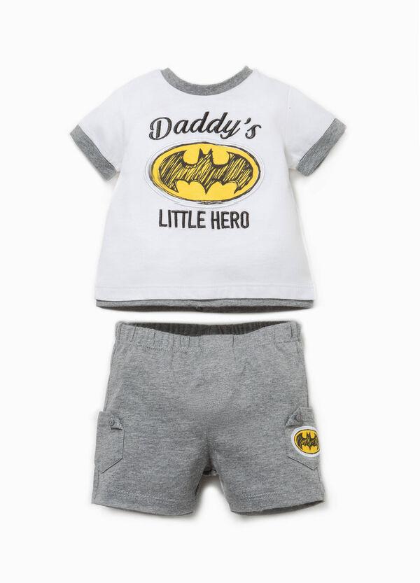 Batman T-shirt and shorts set | OVS