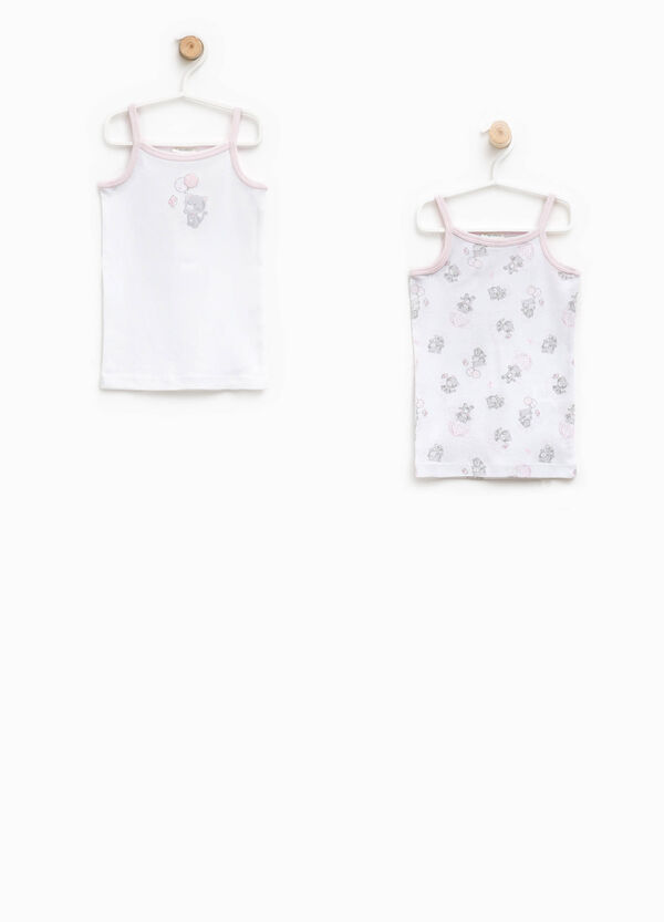 Set due top intimi 100% Biocotton | OVS