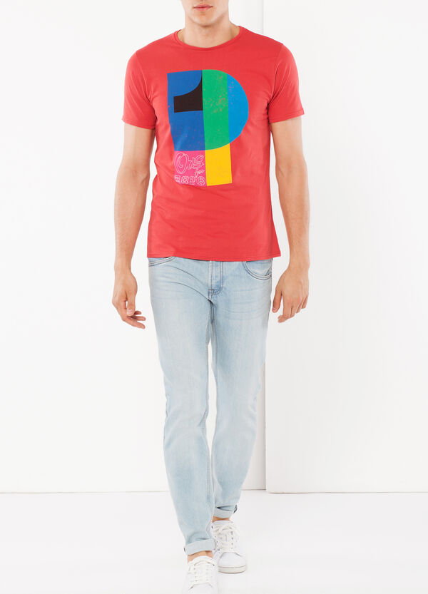 OVS T-shirt with EXPO2015 print | OVS