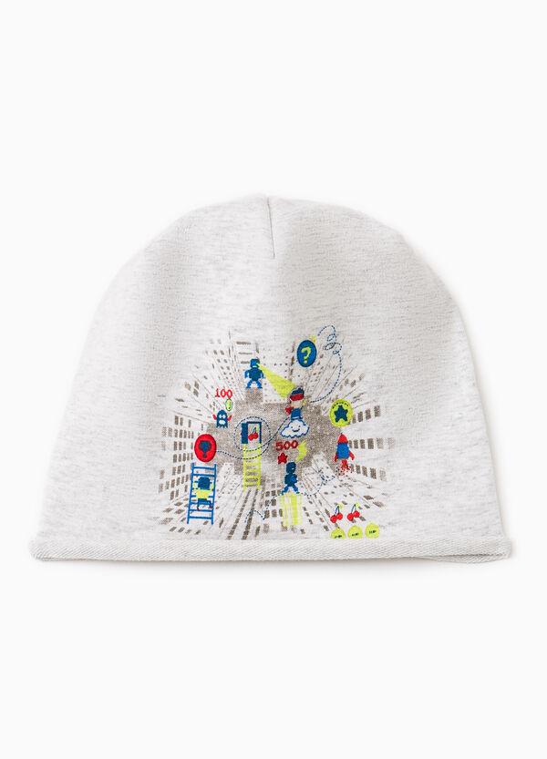 Cappello a cuffia in jersey   OVS