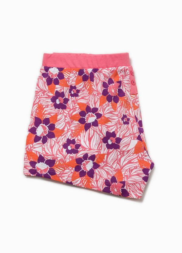 Shorts de pijama con estampado por todo | OVS