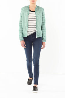 Reversible jacket, Light Green, hi-res