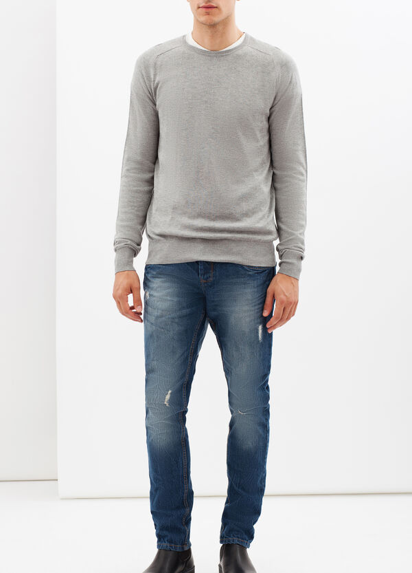 Round neck sweater | OVS
