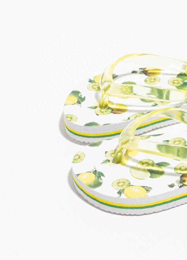 Infradito fantasia limoni | OVS