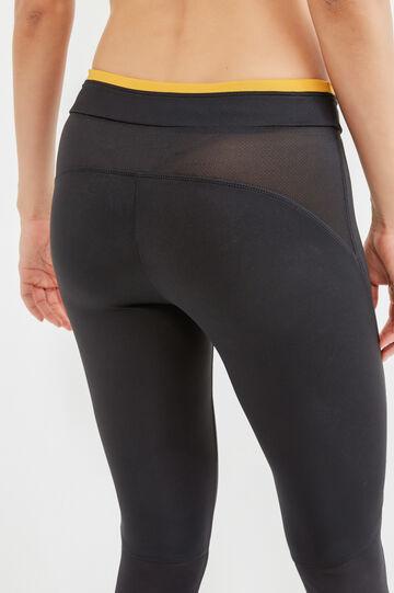 OVS Active Sport Training trousers, Black, hi-res