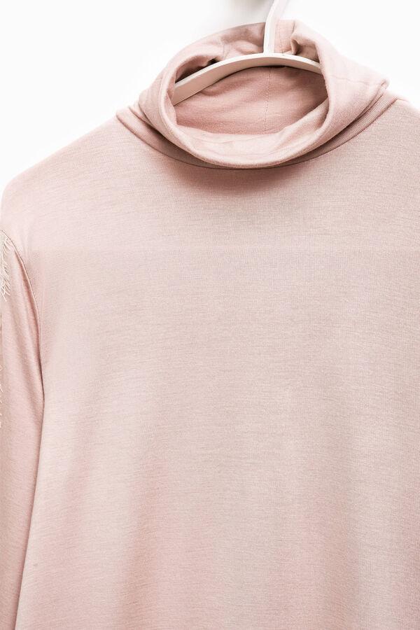 Smart Basic stretch lace T-shirt | OVS