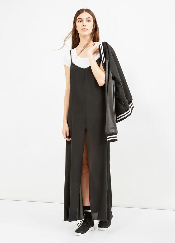 Long wide-fit dress   OVS