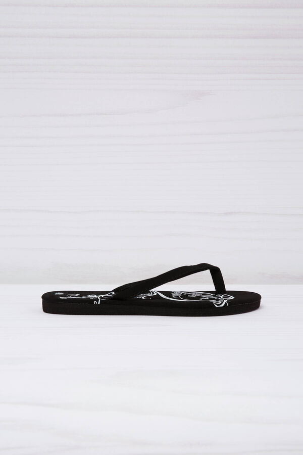 Printed flip flops | OVS
