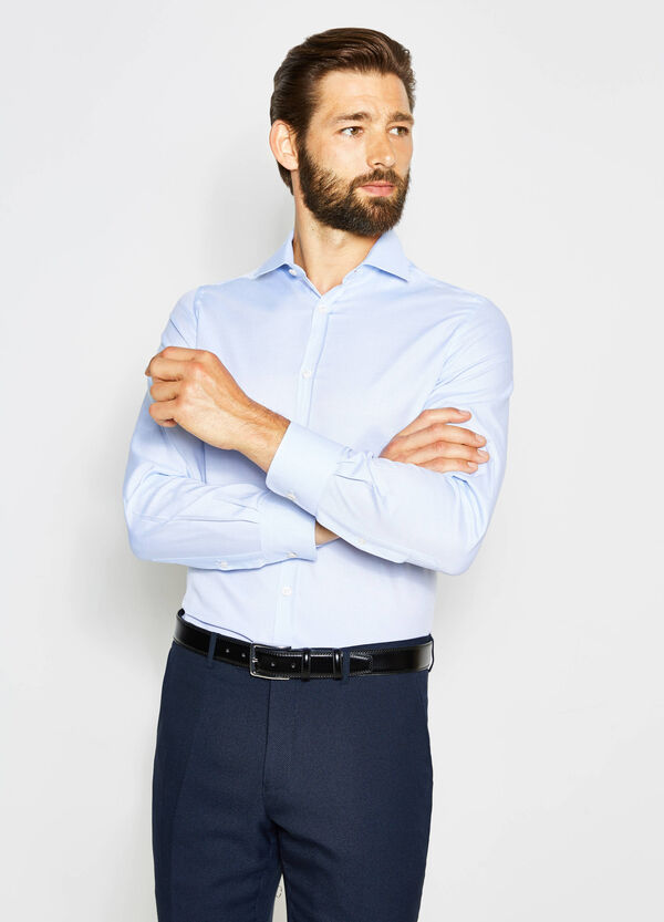 Formal shirt with cutaway collar | OVS