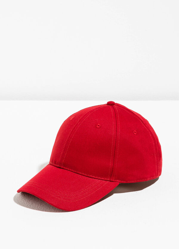 Cotton baseball cap | OVS
