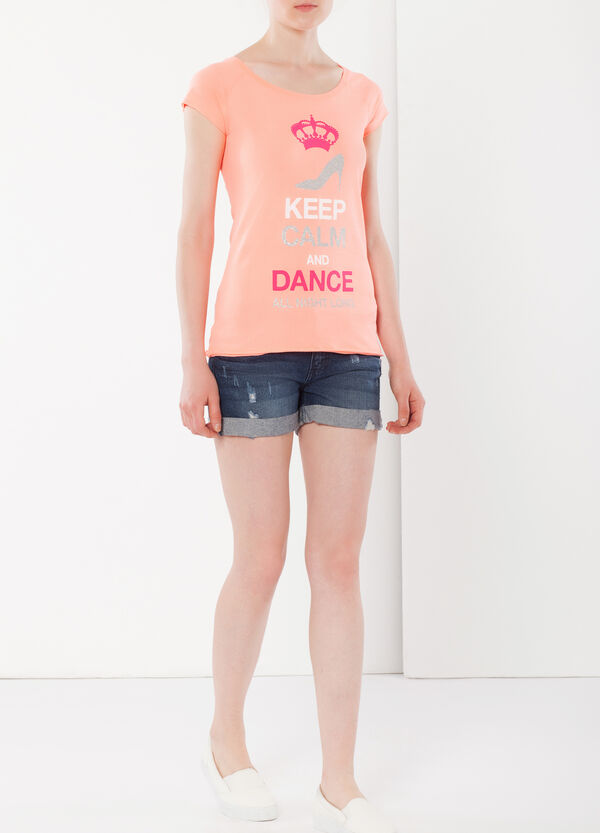 T-shirt maniche raglan | OVS