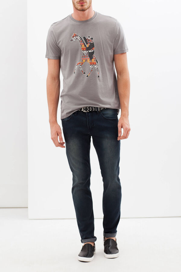 T-shirt G&H con stampa etnica | OVS