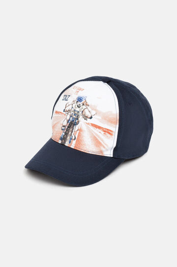 Cappello cartoons, Blu navy, hi-res