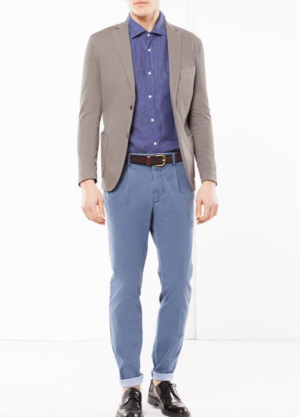 Rumford pants with darts   OVS