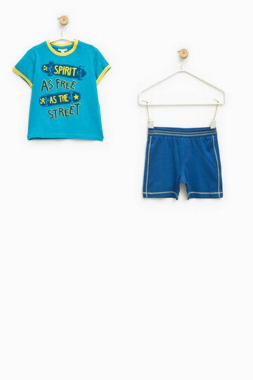 Completo t-shirt e pantaloncini