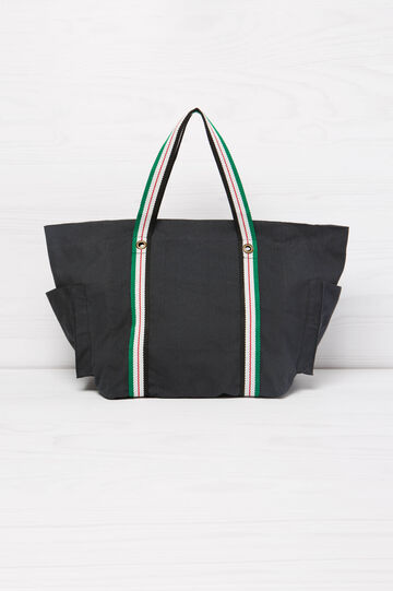 Shopping bag in cotone tasche
