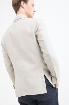Rumford cotton jacket, Beige, hi-res