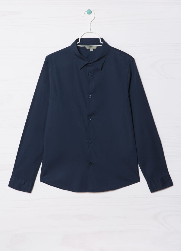 100% cotton shirt | OVS