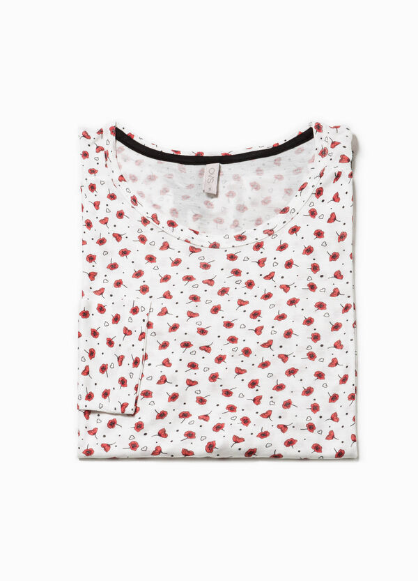 Camiseta de pijama con estampado por todo | OVS