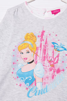 Disney pyjamas in 100% cotton, Grey Marl, hi-res