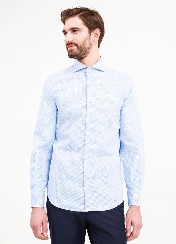 Camicia formale slim fit colletto francese | OVS