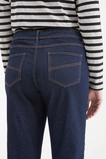 Curvy stretch jeans, Dark Blue, hi-res