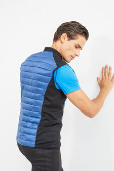 OVS Active Sport Training gilet, Navy Blue, hi-res