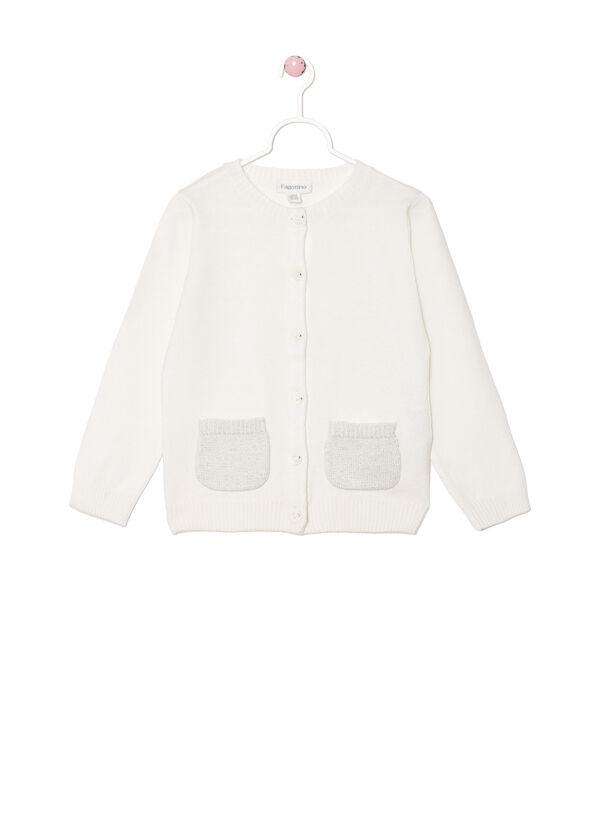 Cardigan misto cotone con bottoni | OVS