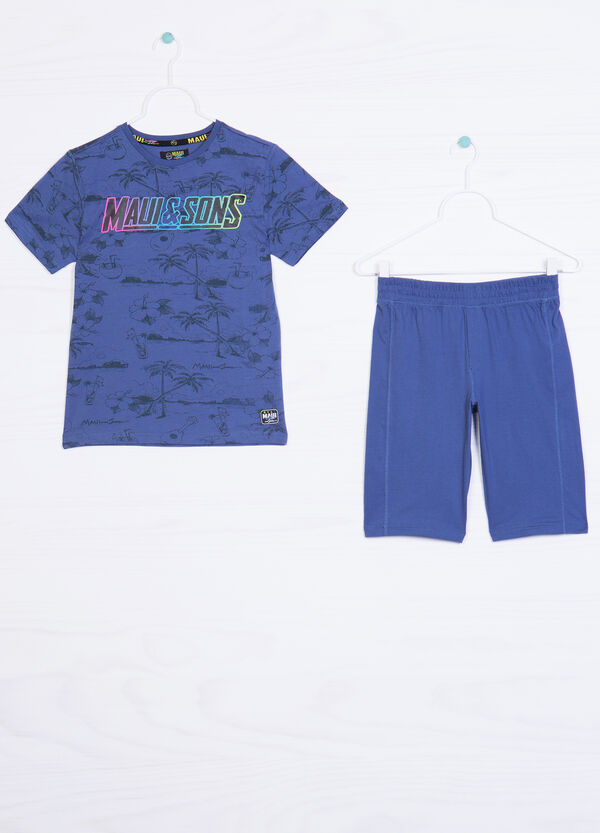 100% cotton outfit by Maui and Sons   OVS