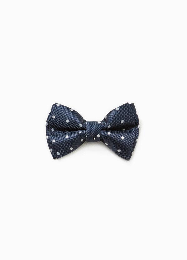 Polka dot bow tie | OVS