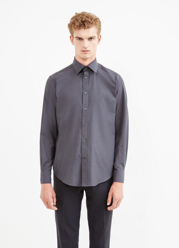 Camicia formale regular fit tinta unita | OVS