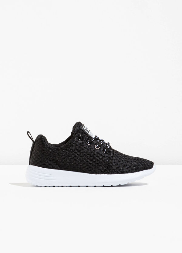 Sneakers con tomaia a rete | OVS