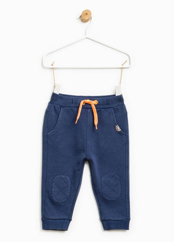 Pantaloni tuta con toppe | OVS