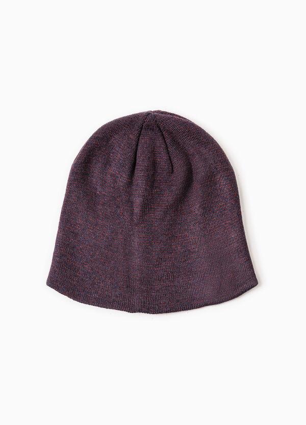 Cappello a cuffia lavorato tricot | OVS