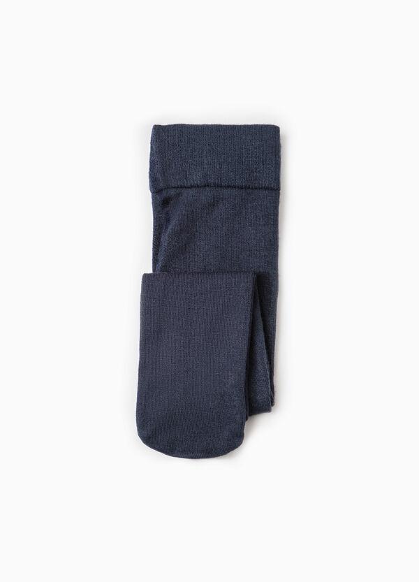 Collant tinta unita tricot | OVS