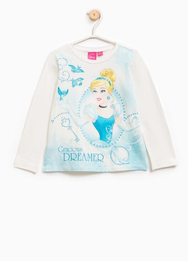Maxi Cinderella print T-shirt | OVS