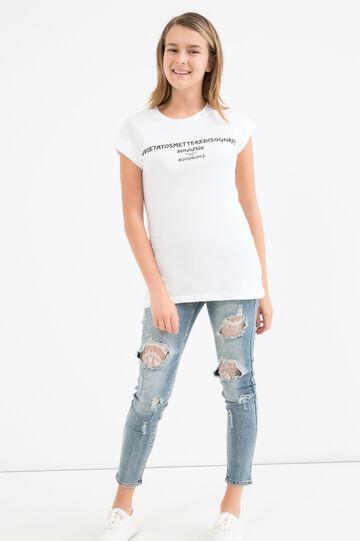 Benji & Fede T-shirt - Special Edition, White, hi-res